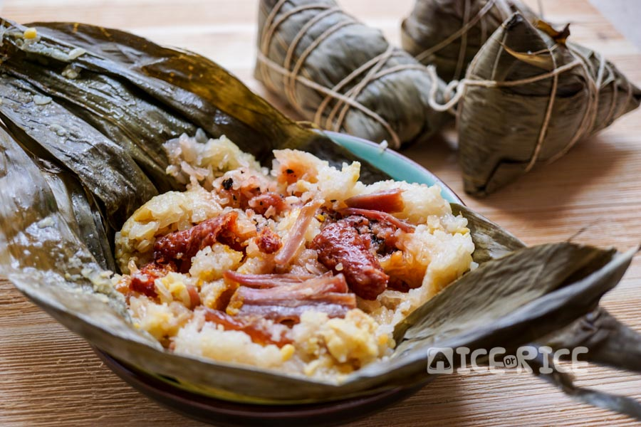 Zongzi Sticky Rice Dumplings