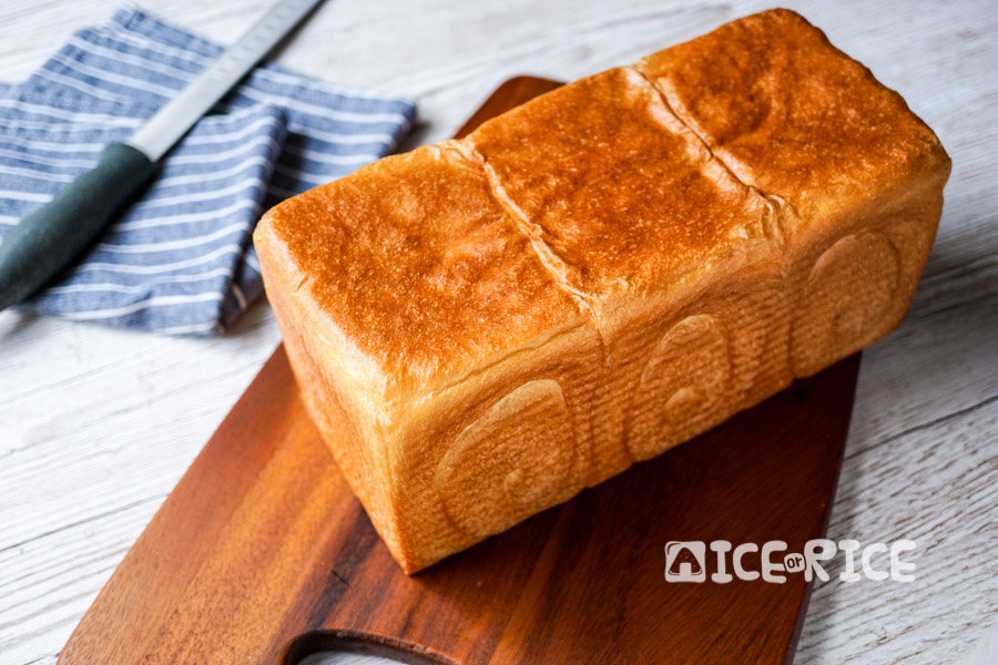 How To Make A Perfect Japanese Milk Bread With Stand Mixer And Bread