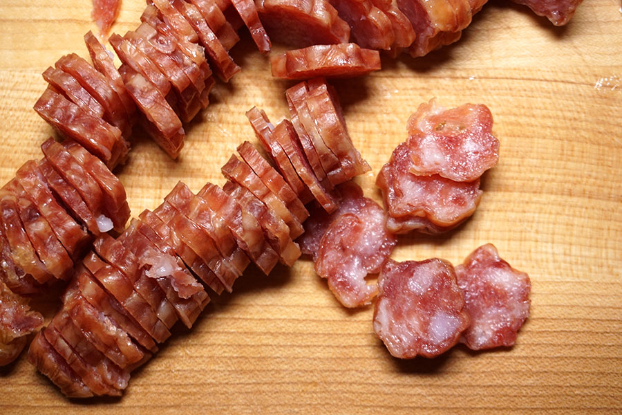 What is Chinese Sausage (Lap Cheong) and How to Cook it